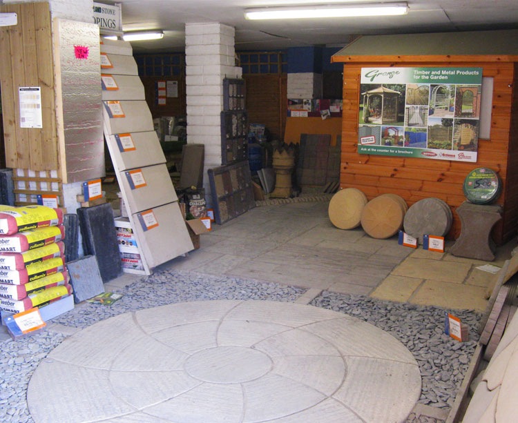 King Acre Landscaping Centre Bristol Phipps Stone